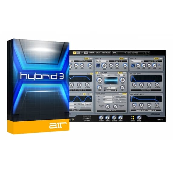 AIR Hybrid 3 (Serial Download)