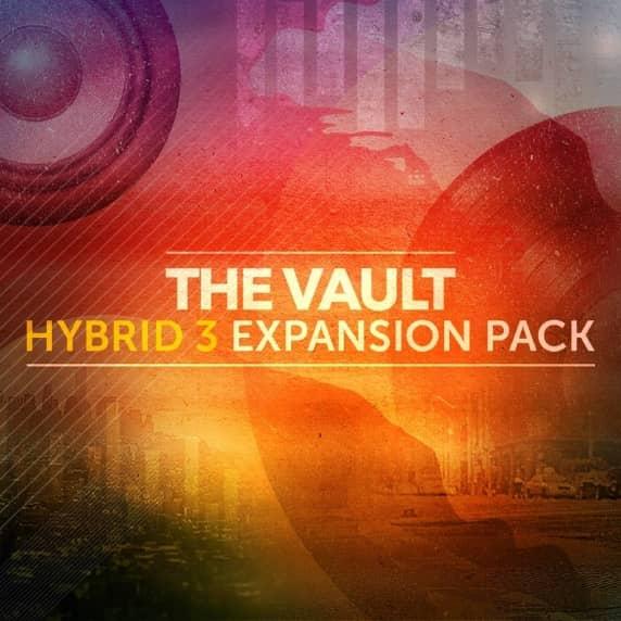 AIR Hybrid 3 Vault Expansion Pack (Serial Download)