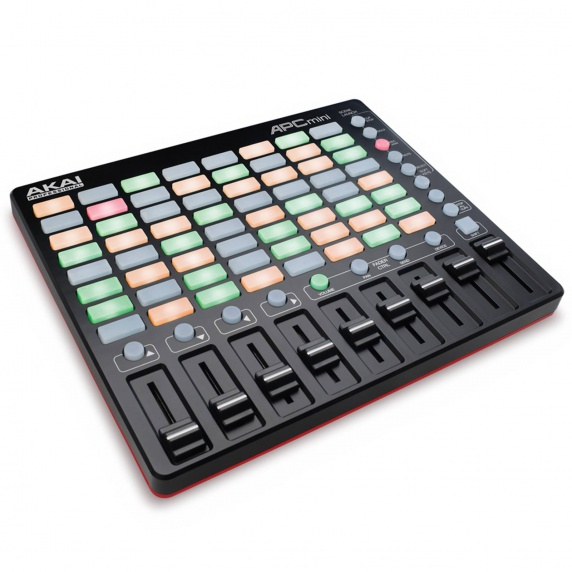 Akai APC Mini USB Controller for Ableton Live
