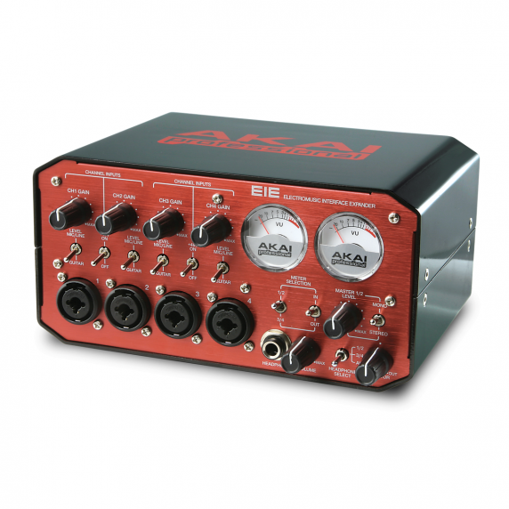 Akai EIE USB/MIDI Audio Interface