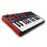 Akai MPK Mini MKII 25 Key Mini Controller Keyboard - B STOCK