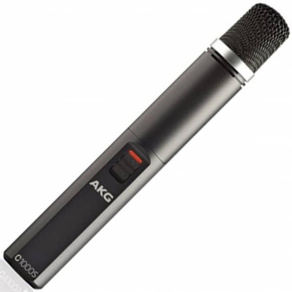 AKG C1000S Mark4 Condenser Microphone