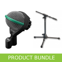 AKG D112 Mk2 & Mini Boom Stand Bundle
