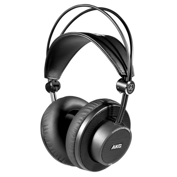 AKG K245 – Foldable Semi-Open Studio Headphones