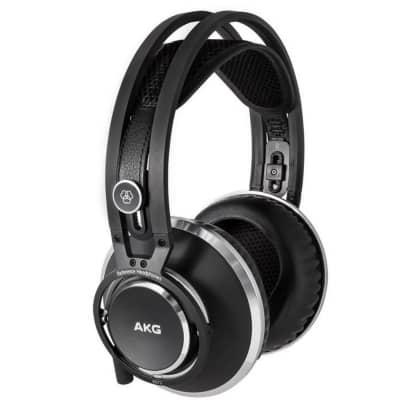 Akg closed back headphones - akg studio headphones closed