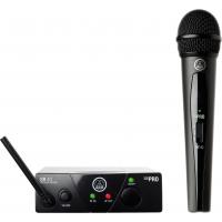 AKG WMS40 Mini Vocal Wireless Mic Set - ISM1/863.1Mhz - B Stock