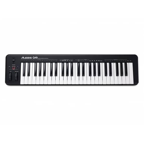 Alesis Q49 49-Key USB/MIDI Keyboard Controller