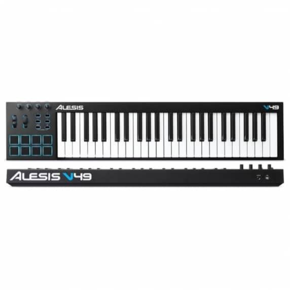 Alesis V49 49-Key USB/MIDI Keyboard Controller
