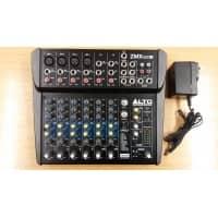Alto Professional Alto ZMX 122FX - 8 Channel FX Mixer NO BOX (B Stock)