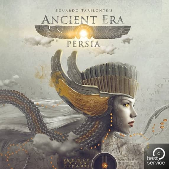 Ancient ERA Persia - Middle Eastern Instrument Library (Serial Download)