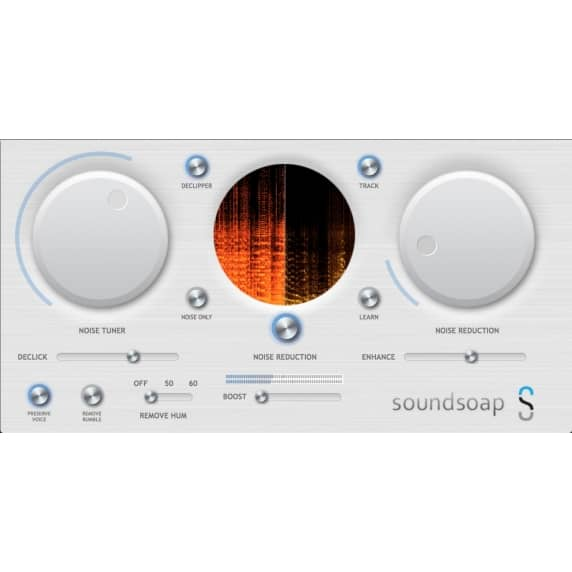 Antares Soundsoap 5 – Professional Noise Removal (Digital Download)