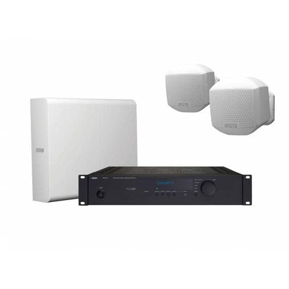 Apart Ambient Set W   2x Satellite Speakers + Subwoofer
