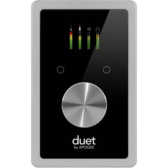 Apogee Duet Audio Interface for iPad, iPhone & Mac