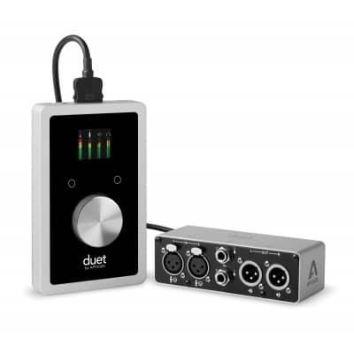 apogee duet audio interface for ipad iphone mac apogee from inta audio uk. Black Bedroom Furniture Sets. Home Design Ideas