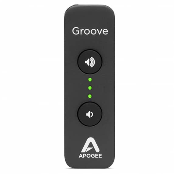 Apogee Groove USB DAC and Headphone Amp for Mac & PC