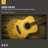 Applied Acoustic Systems Good Folks Expansion For GS-2 (Serial Download)