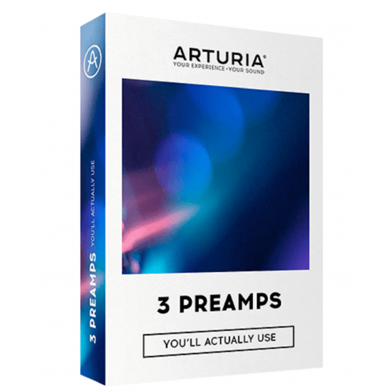 Arturia 3 Preamps You'll Actually Use (Serial Download)