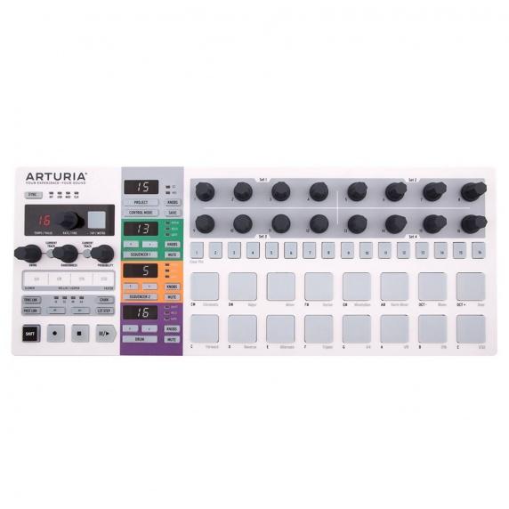 Arturia BeatStep Pro Midi Controller and Sequencer