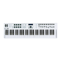 Arturia KeyLab Essential 61-key MIDI Keyboard
