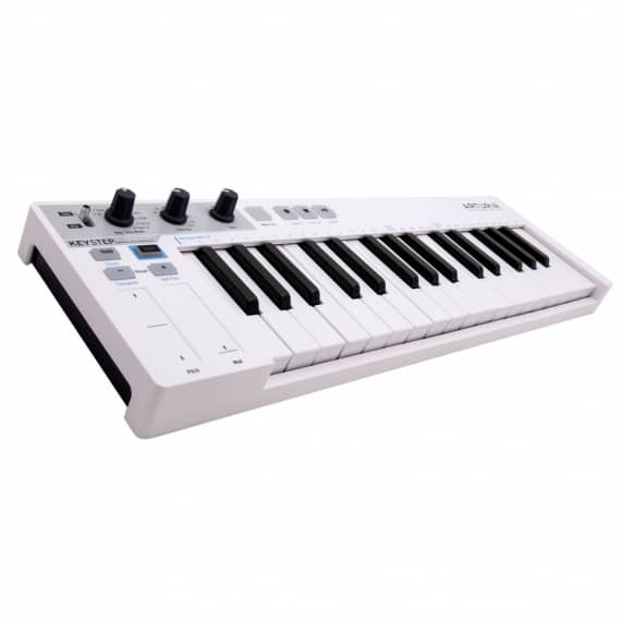 Arturia KeyStep - Step Sequencing USB Keyboard
