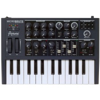 Arturia MicroBrute - 25 Key Analogue Synthesizer Keyboard - B Stock