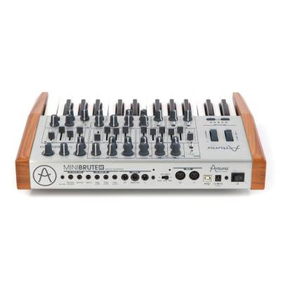 arturia minibrute se analog synthesizer special edition arturia from inta audio uk. Black Bedroom Furniture Sets. Home Design Ideas