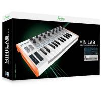 Arturia MiniLab Portable MIDI Keyboard