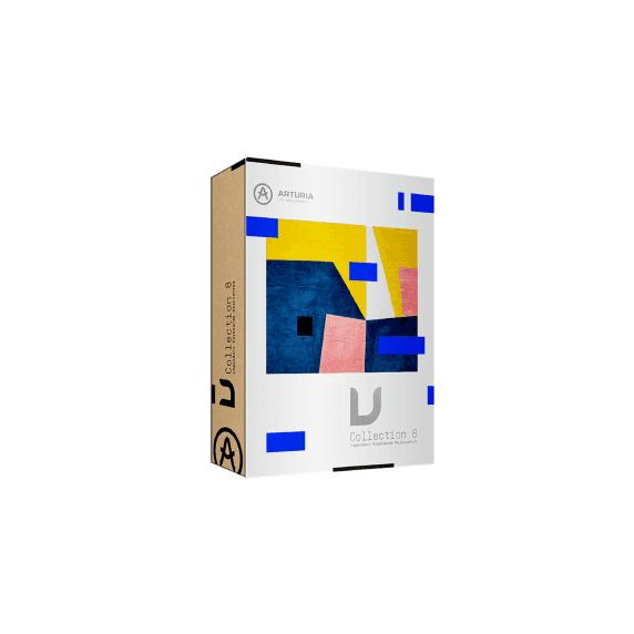 Arturia V Collection 8 (Serial Download)