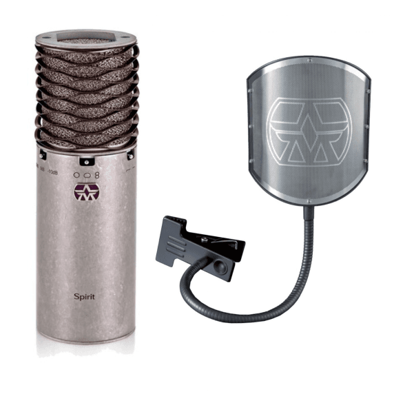 Aston Spirit Microphone With Aston Shield GN Bundle