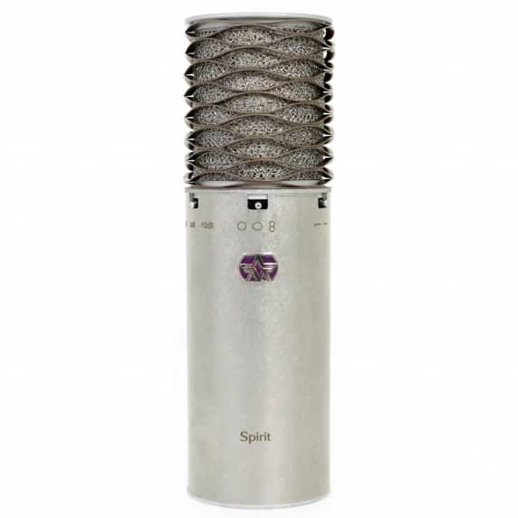 Aston Spirit Multiple Pattern Cardioid Condenser Microphone