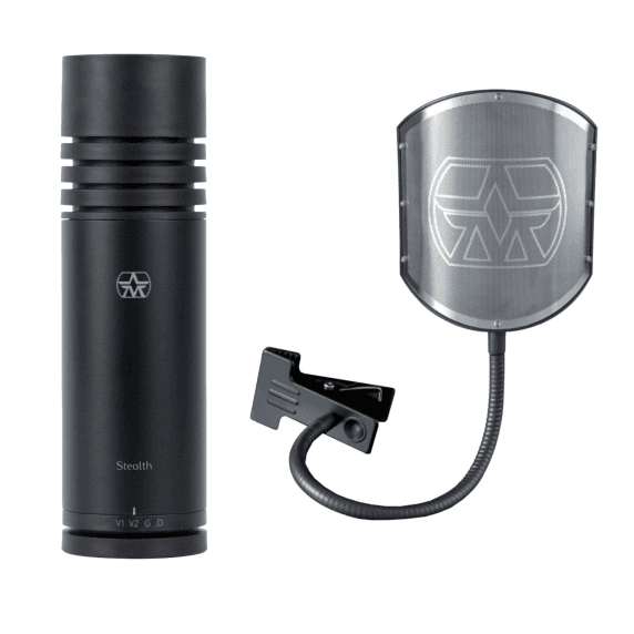 Aston Stealth Microphone With Aston Shield GN Bundle