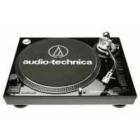Audio Technica AT-LP120USBCBK Direct Drive USB Turntable - Black