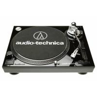 Audio Technica AT-LP120USBCBK Direct Drive USB Turntable - Black