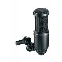 Audio Technica AT2020 Condenser Microphone (B Stock No Box)