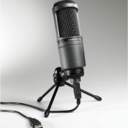 Audio Technica AT2020 USB+ Cardioid Condenser USB Microphone