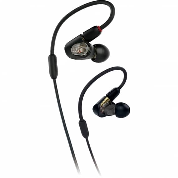 Audio-Technica ATH-E50 Professional In-Ear Headphones