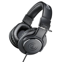 Audio Technica Audio-Technica ATH-M20X Professional Headphones - Black