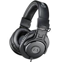 Audio Technica Audio-Technica ATH-M30X Headphones - Black - B STOCK