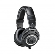 Audio Technica ATH-M50X Headphones (B STOCK NO BAG)
