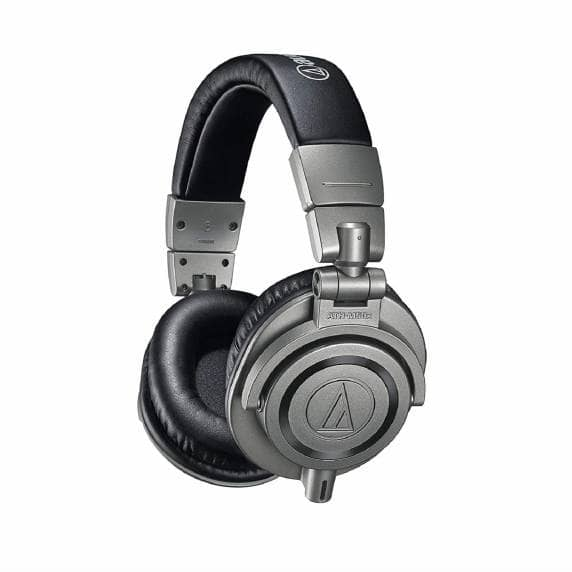 Audio Technica ATH-M50XGM Gun Metal Headphones - B Stock