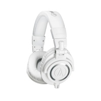 Audio Technica Audio-Technica ATH-M50xWH Headphones - White - B STOCK