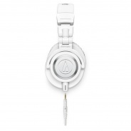 Audio-Technica ATH-M50xWH Studio Monitor Professional Headphones - White