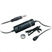 Audio Technica ATR 3350 Condenser Lavalier Microphone (B STOCK)