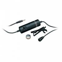 Audio Technica ATR 3350 Condenser Lavalier Microphone