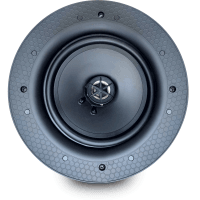 AudioKraft PCS-40 - Premium 40W 6.5 inch, 8 Ohm In-Ceiling Speaker