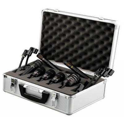 audix dp7 7 piece drum microphone package. Black Bedroom Furniture Sets. Home Design Ideas