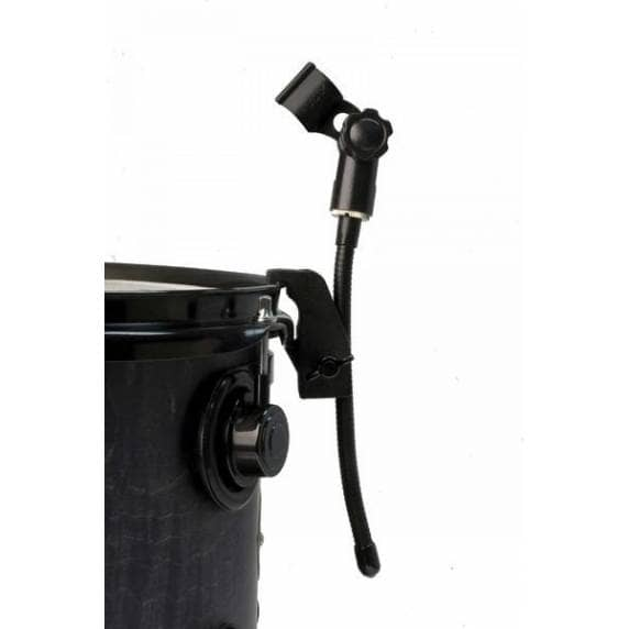 Audix Microphones DVICE Flexible Mini Gooseneck with Rim Mount Drum Clamp
