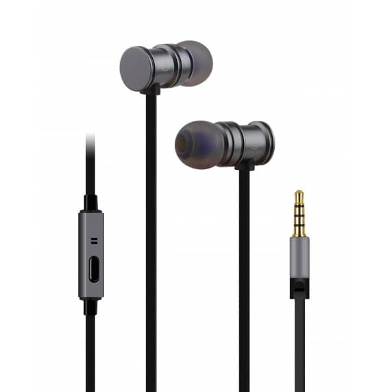 AV Link EMHF1 Premium In-Ear Headphones (Grey)