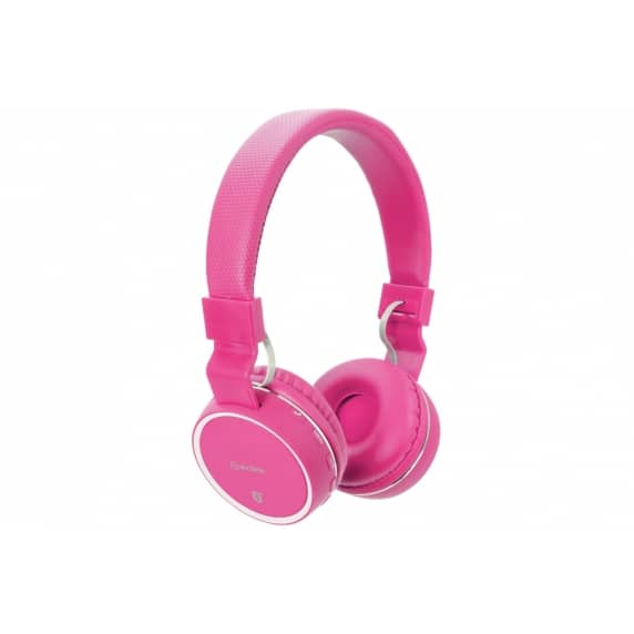AV Link PBH10 Wireless Bluetooth Headphones (Pink)