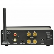 AV Link STA40BT Mini Bluetooth Stereo Amp with Remote